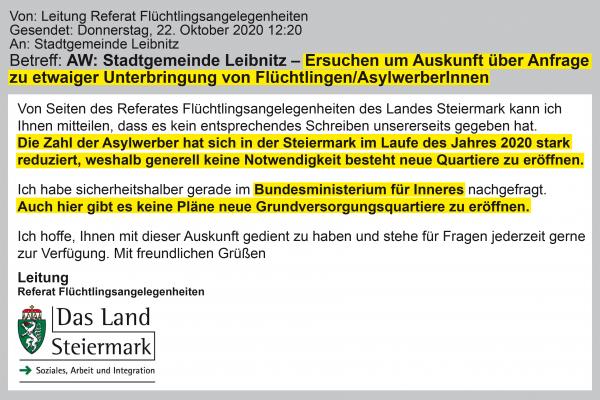 Leitenberger gewinnt nochmal dazu – ÖVP klare Wahlverlierer