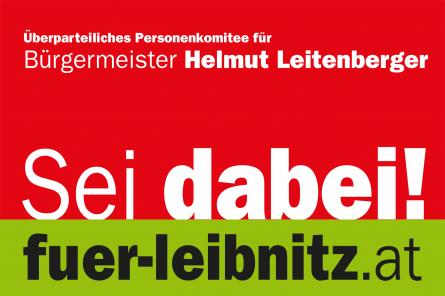 Bürgermeister Leitenberger präsentiert sein Team für Leibnitz