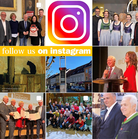 TEAM BÜRGERMEISTER Leitenberger - follow us on instagram